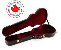 Deluxe Arch-Top Les Paul Hardshell Case (Canadian Made)
