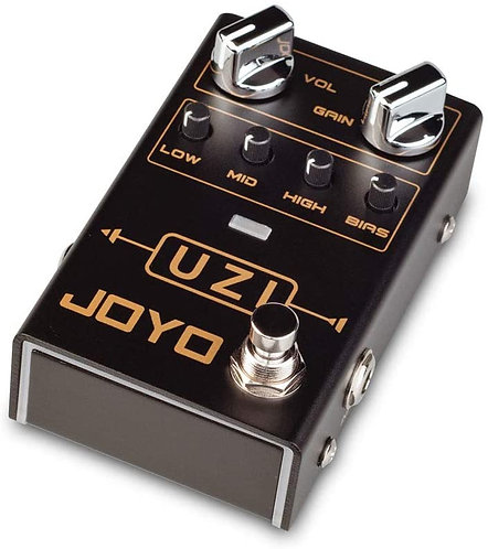JOYO R-03 UZI Distortion Guitar Effect Pedal for Heavy Metal
