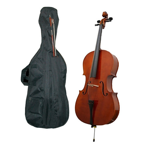 Cello Full Size Ensemble Complete Outfit