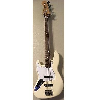 FENDER Standard Jazz Bass® Left Handed (Upgrade) 2008