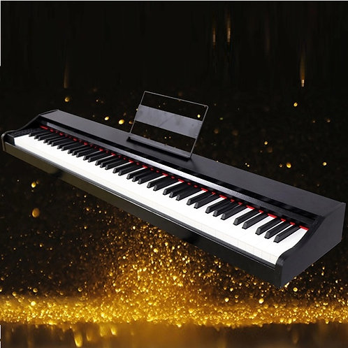 DIGITAL PIANO 88 WEIGHTED KEYS - BLACK