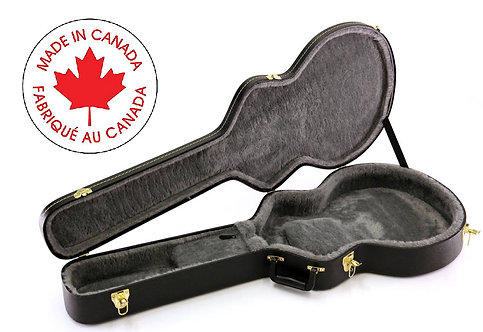 Deluxe Arch-Top Hardshell ES-335 Style Guitar Case
