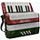 Thumbnail: Baronelli 17 Key Junior Accordion