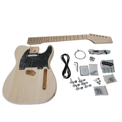 Custom Tele Style Electric Guitar DIY Kit