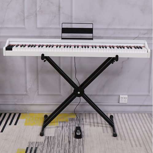 DIGITAL PIANO P-125 STYLE 88 HAMMER WEIGHTED - WHITE