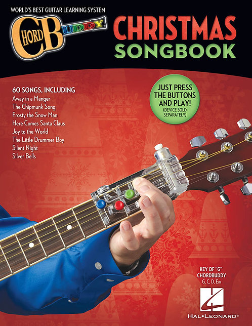 Chord Buddy Christmas Songbook