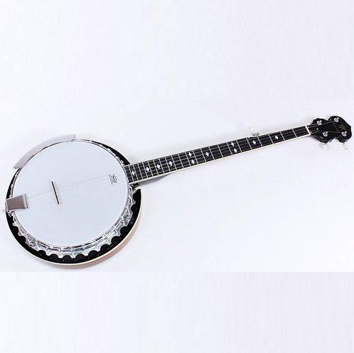 Danville 30 Bracket Aluminum Pot 5-String Resonator Banjo