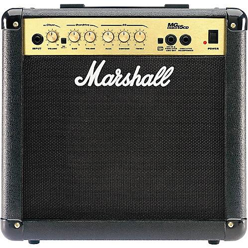 Marshall MG15CD Guitar Amplifer