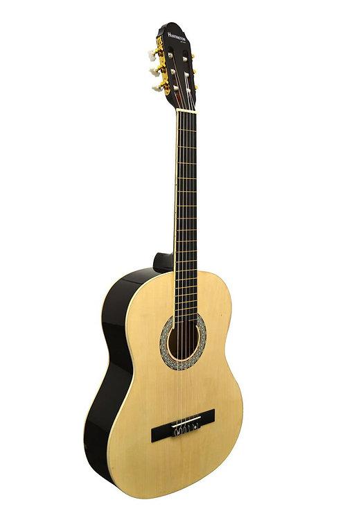 Huntington 39-NATURAL Full Size Classical Guitar