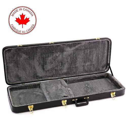 Hardshell Rectangular Electric Guitar Case (Canadian Made)