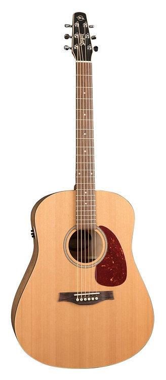 Seagull S6 Original QIT Acoustic Electric Guitar