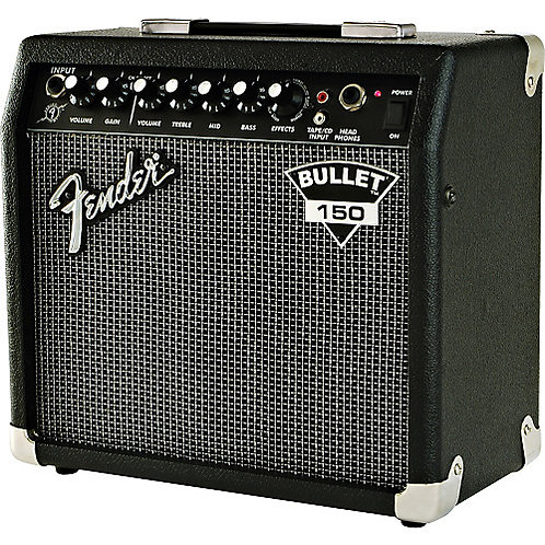 Fender Dyna-Touch III Bullet 150 Guitar Combo Amp