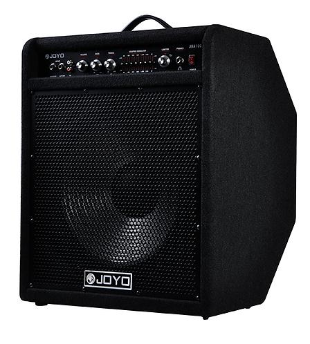"100 watt RMS BASS AMPLIFIER with 15"" Speaker"