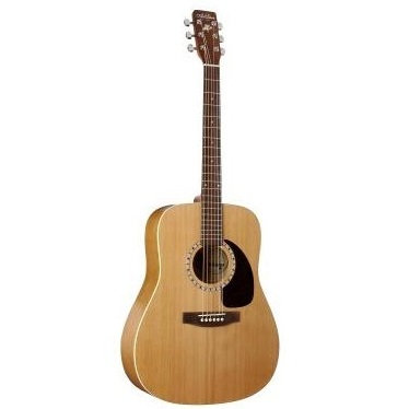 Art & Lutherie Natural Dreadnought Acoustic Guitar