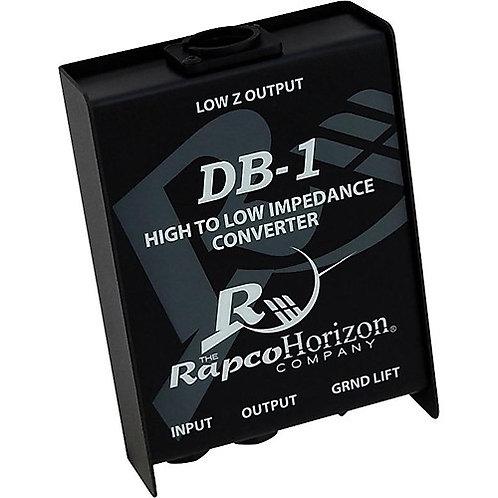 Rapco Horizon DB-1 Direct Box w/Grd Lift