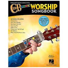 Chord Buddy Worship Songbook