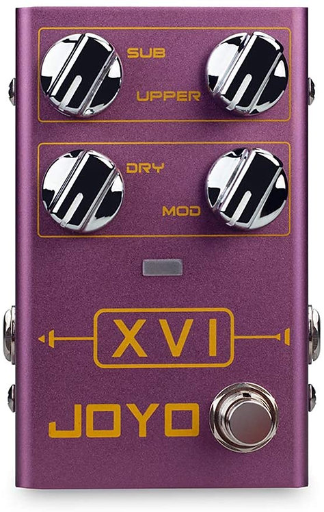 JOYO R-13 XVI Octave Pedal Effect for Electric Guitar Bass