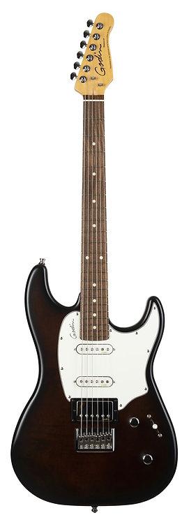 Godin Bourbon Burst Session HT 6 String RH Electric Guitar
