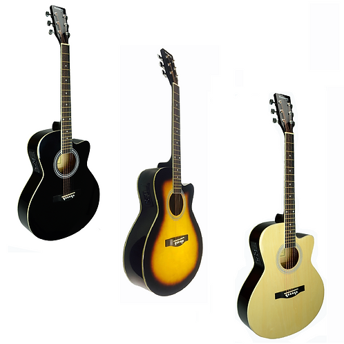 Huntington Grand Auditorium Acoustic Guitar with Pickup System