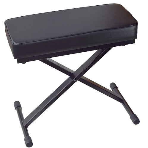 Deluxe Padded Piano/Keyboard Bench