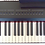 Thumbnail: NEW! P68 BROADWAY 88 Note DIGITAL PIANO - BLACK