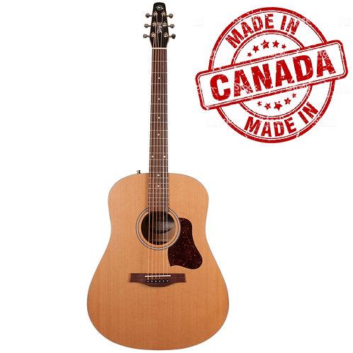 SEAGULL S6 Cedar Original SLIM QIT Acoustic Electric Guitar