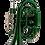 Thumbnail: B - U.S.A. Pocket Trumpet Outfit