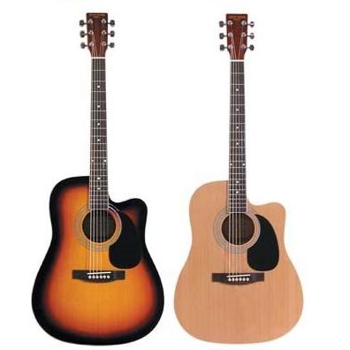 Stadium 977C Acoustic Cutaway Guitar