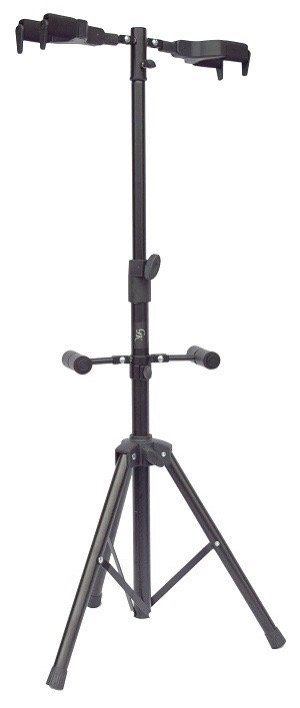 Hulk Double Hanging Guitar Stand with Ultimate Support & Auto-Lock