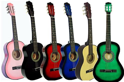 "38"" Acoustic Beginner's Guitar"