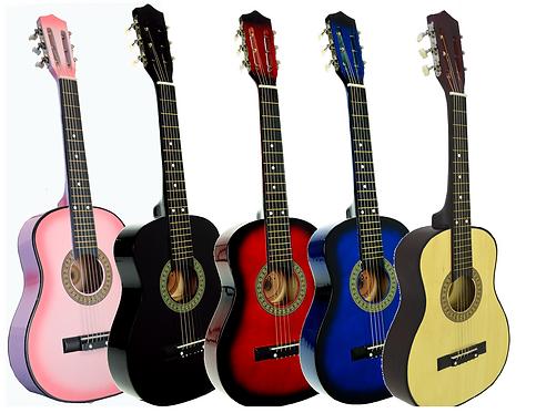 "32"" Acoustic Beginner's Guitar"