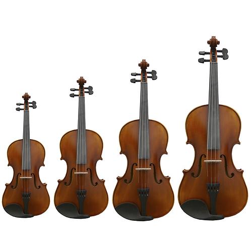 Violin Ensemble European Style Outfit - 1/4 thru 4/4