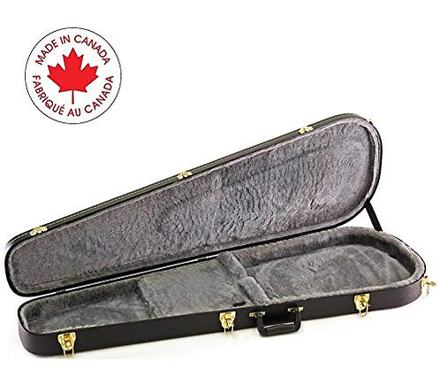 Hardshell Teardrop Electric Bass Case (Canadian Made)