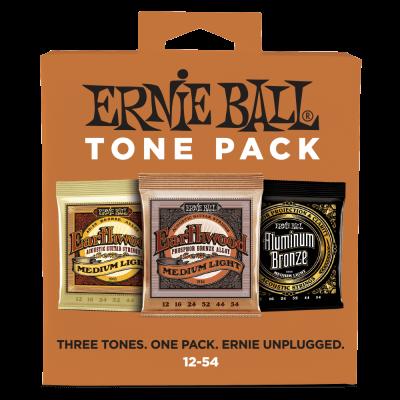 Ernie Ball Acoustic Tone Pack