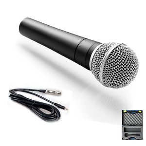 Cordovox CM-125 Professional Vocal Microphone