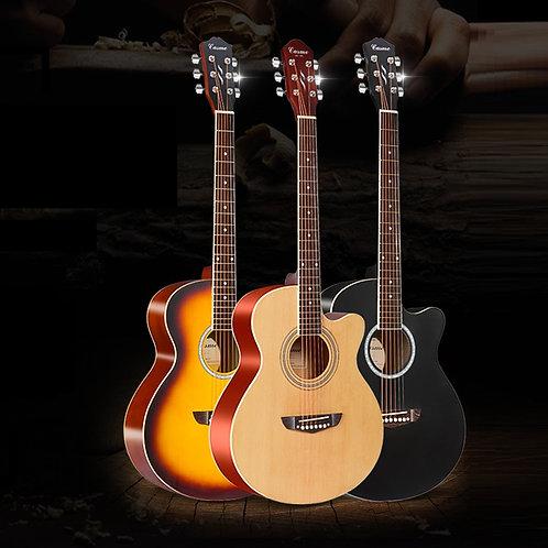 Casme Q510 Acoustic Cutaway Guitar