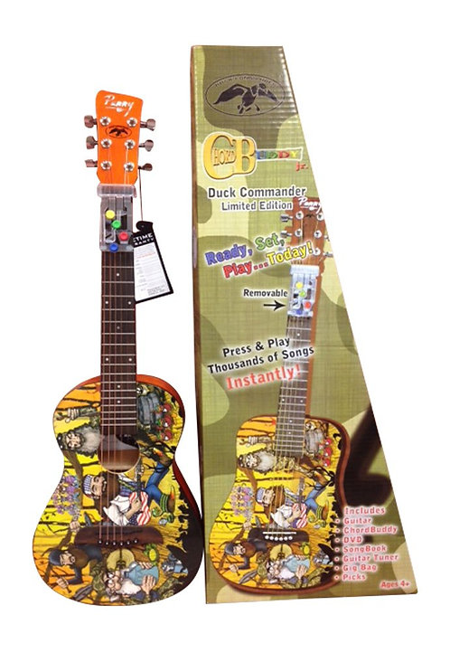ChordBuddy Limited Edition, Duck Commander Acoustic Guitar Package