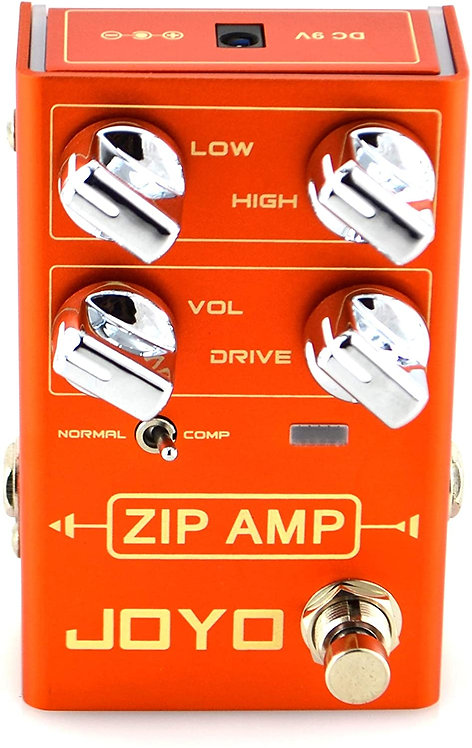 JOYO R-04 Zip Amp Overdrive Guitar Effect Pedal