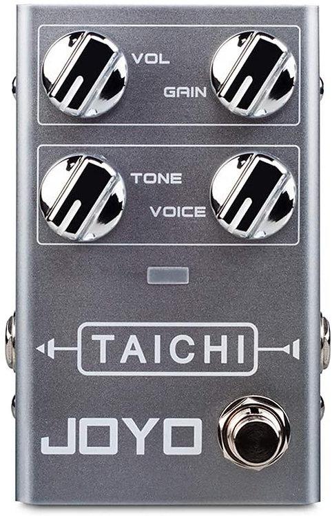 JOYO R-02 TAICHI Overdrive Classic Amp Guitar Effect Pedal
