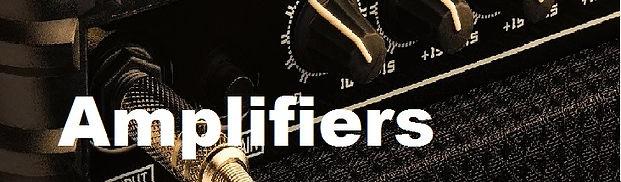 Guitar, bass, amp, amplifer