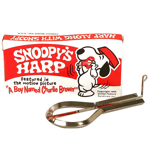 Jaw Harp - Snoopy's Harp