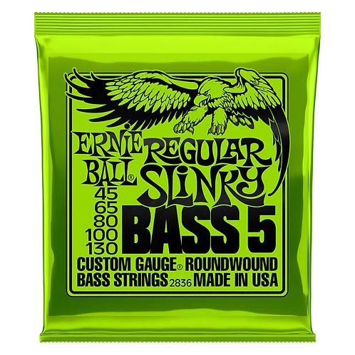 Ernie Ball Slinky 5 String Bass