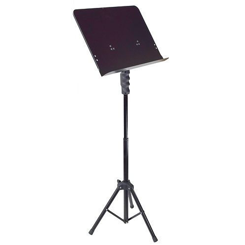 Large Book Size Deluxe Adjustable Music Stand