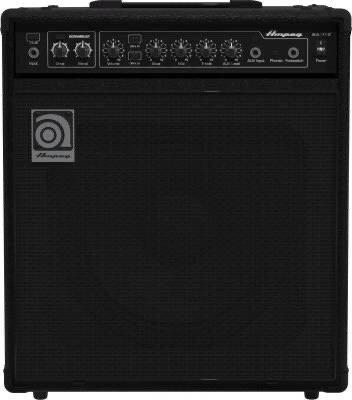Ampeg BA-112 75 Watt 1x12 Bass Combo Amp with Scrambler