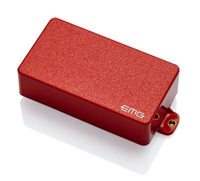 EMG 85 Active Alnico Humbucker Guitar Pickup - RED