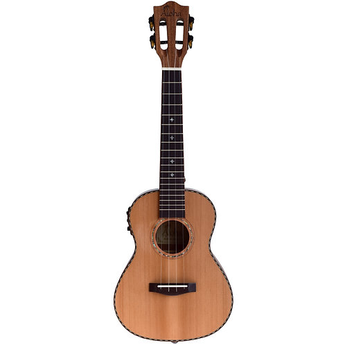 ALOHA ACOUSTIC ELECTRIC SERIES UKULELE