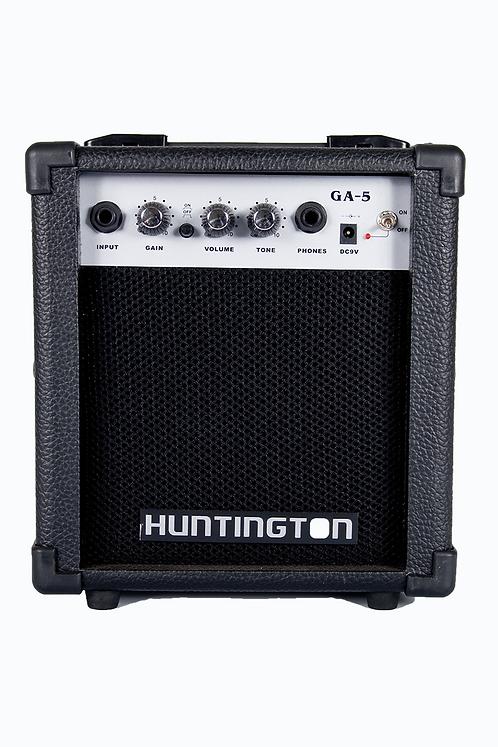 Huntington 5 Watt Guitar Amp Battery Powered or AC