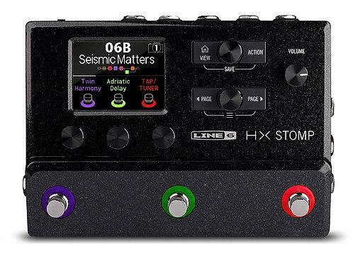 Line 6 HX Stomp Multi-Effects Processor - Black