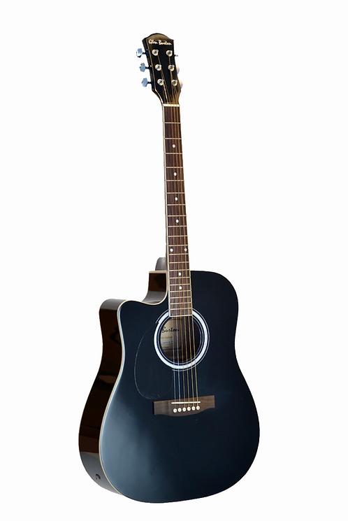 Glen Burton GA204CE Cutaway Acoustic-Electric Guitar Left Hande