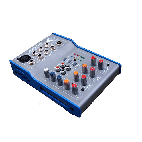 Groove Factory MXB502-MKII 5-channel Mixer